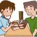 拡張期血圧が高いのはどのような状態か、説明します。